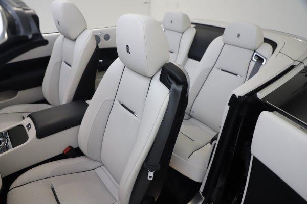 Used 2017 Rolls-Royce Dawn Base for sale Call for price at Alfa Romeo of Westport in Westport CT 06880 18