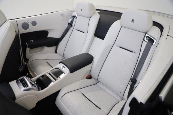 Used 2017 Rolls-Royce Dawn Base for sale Call for price at Alfa Romeo of Westport in Westport CT 06880 20