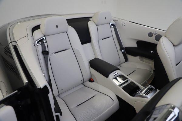 Used 2017 Rolls-Royce Dawn Base for sale Call for price at Alfa Romeo of Westport in Westport CT 06880 21