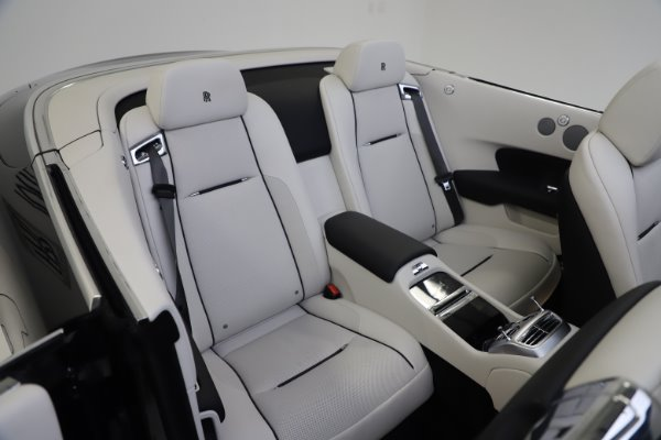 Used 2017 Rolls-Royce Dawn for sale Call for price at Alfa Romeo of Westport in Westport CT 06880 21