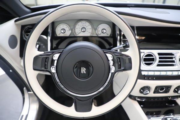 Used 2017 Rolls-Royce Dawn Base for sale Call for price at Alfa Romeo of Westport in Westport CT 06880 22
