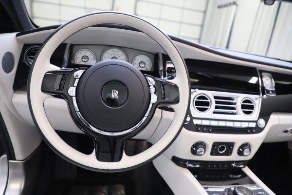 Used 2017 Rolls-Royce Dawn Base for sale Call for price at Alfa Romeo of Westport in Westport CT 06880 23