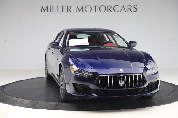 New 2020 Maserati Ghibli S Q4 for sale Sold at Alfa Romeo of Westport in Westport CT 06880 11