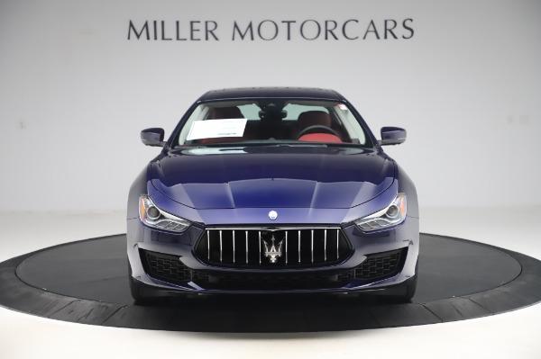New 2020 Maserati Ghibli S Q4 for sale Sold at Alfa Romeo of Westport in Westport CT 06880 12