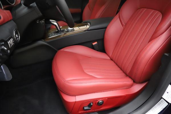 New 2020 Maserati Ghibli S Q4 for sale Sold at Alfa Romeo of Westport in Westport CT 06880 15