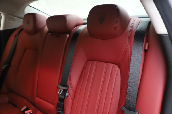 New 2020 Maserati Ghibli S Q4 for sale Sold at Alfa Romeo of Westport in Westport CT 06880 18