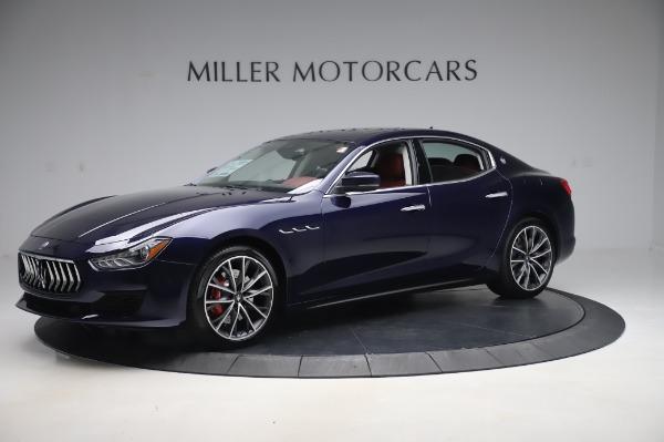 New 2020 Maserati Ghibli S Q4 for sale Sold at Alfa Romeo of Westport in Westport CT 06880 2