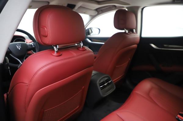 New 2020 Maserati Ghibli S Q4 for sale Sold at Alfa Romeo of Westport in Westport CT 06880 20