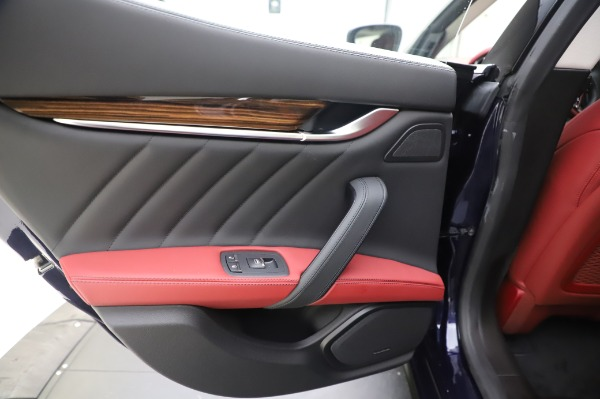 New 2020 Maserati Ghibli S Q4 for sale Sold at Alfa Romeo of Westport in Westport CT 06880 21