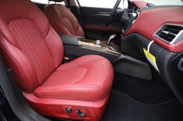 New 2020 Maserati Ghibli S Q4 for sale Sold at Alfa Romeo of Westport in Westport CT 06880 24