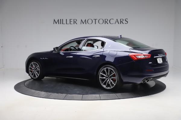 New 2020 Maserati Ghibli S Q4 for sale Sold at Alfa Romeo of Westport in Westport CT 06880 4