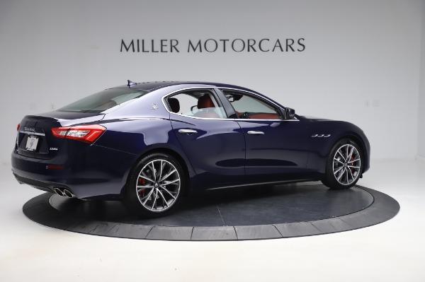 New 2020 Maserati Ghibli S Q4 for sale Sold at Alfa Romeo of Westport in Westport CT 06880 8