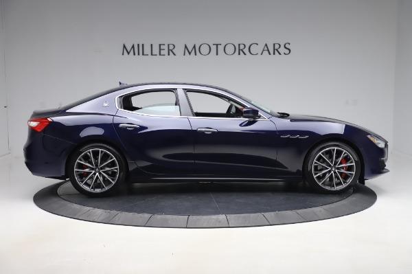New 2020 Maserati Ghibli S Q4 for sale Sold at Alfa Romeo of Westport in Westport CT 06880 9