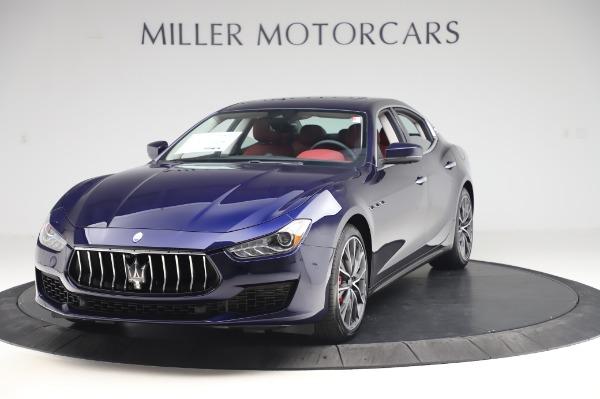 New 2020 Maserati Ghibli S Q4 for sale Sold at Alfa Romeo of Westport in Westport CT 06880 1