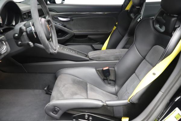 Used 2019 Porsche 911 GT3 RS for sale $199,900 at Alfa Romeo of Westport in Westport CT 06880 14