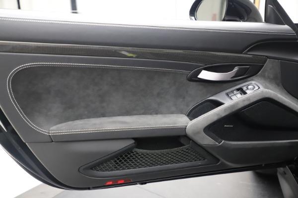 Used 2019 Porsche 911 GT3 RS for sale $199,900 at Alfa Romeo of Westport in Westport CT 06880 16