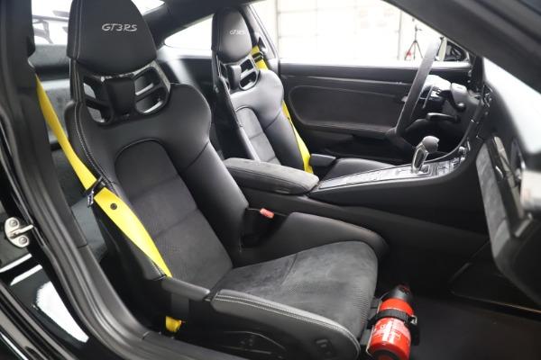 Used 2019 Porsche 911 GT3 RS for sale $199,900 at Alfa Romeo of Westport in Westport CT 06880 19