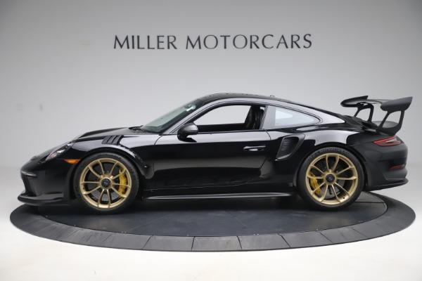 Used 2019 Porsche 911 GT3 RS for sale $199,900 at Alfa Romeo of Westport in Westport CT 06880 2