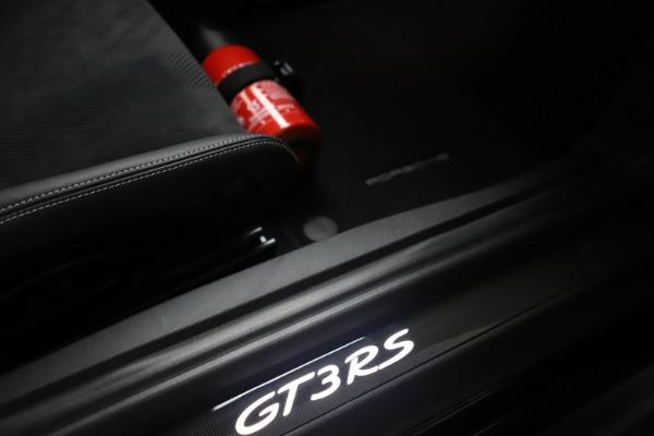 Used 2019 Porsche 911 GT3 RS for sale $199,900 at Alfa Romeo of Westport in Westport CT 06880 20
