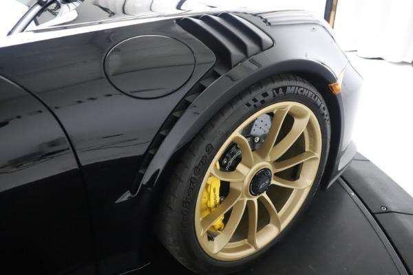 Used 2019 Porsche 911 GT3 RS for sale $199,900 at Alfa Romeo of Westport in Westport CT 06880 24