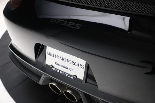 Used 2019 Porsche 911 GT3 RS for sale $199,900 at Alfa Romeo of Westport in Westport CT 06880 25