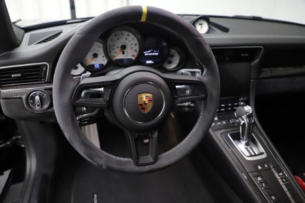 Used 2019 Porsche 911 GT3 RS for sale $199,900 at Alfa Romeo of Westport in Westport CT 06880 27