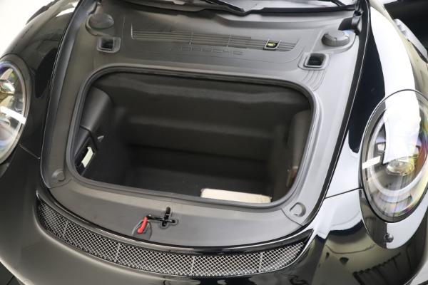 Used 2019 Porsche 911 GT3 RS for sale $199,900 at Alfa Romeo of Westport in Westport CT 06880 28