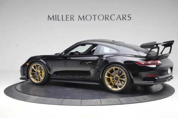 Used 2019 Porsche 911 GT3 RS for sale $199,900 at Alfa Romeo of Westport in Westport CT 06880 3