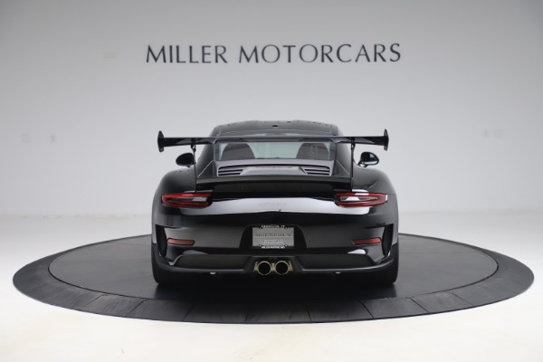 Used 2019 Porsche 911 GT3 RS for sale $199,900 at Alfa Romeo of Westport in Westport CT 06880 5