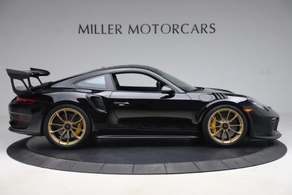 Used 2019 Porsche 911 GT3 RS for sale $199,900 at Alfa Romeo of Westport in Westport CT 06880 8