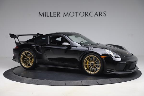 Used 2019 Porsche 911 GT3 RS for sale $199,900 at Alfa Romeo of Westport in Westport CT 06880 9