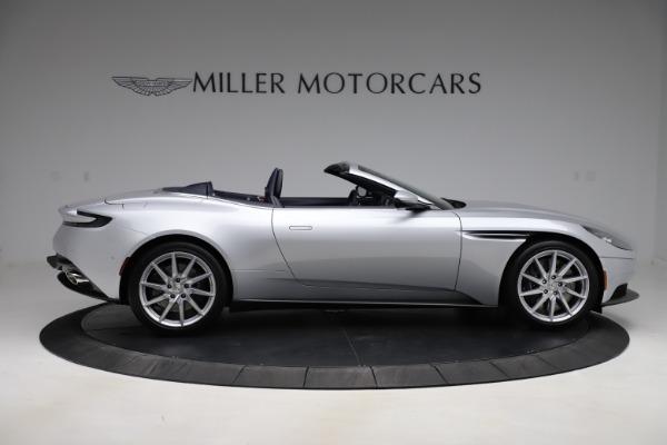 New 2020 Aston Martin DB11 Volante Convertible for sale $253,181 at Alfa Romeo of Westport in Westport CT 06880 10