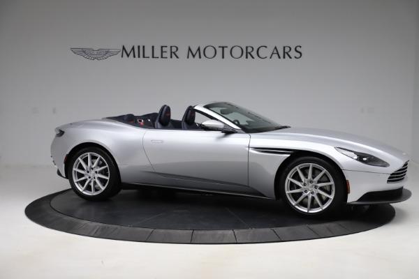 New 2020 Aston Martin DB11 Volante Convertible for sale $253,181 at Alfa Romeo of Westport in Westport CT 06880 11