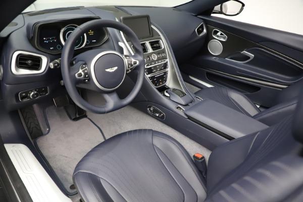 New 2020 Aston Martin DB11 Volante Convertible for sale $253,181 at Alfa Romeo of Westport in Westport CT 06880 13