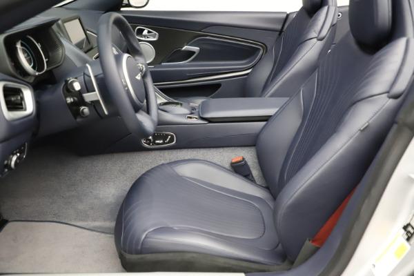 New 2020 Aston Martin DB11 Volante Convertible for sale $253,181 at Alfa Romeo of Westport in Westport CT 06880 14