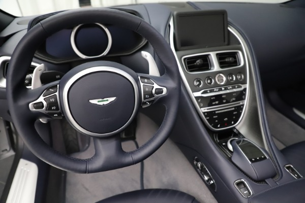 New 2020 Aston Martin DB11 Volante Convertible for sale $253,181 at Alfa Romeo of Westport in Westport CT 06880 17