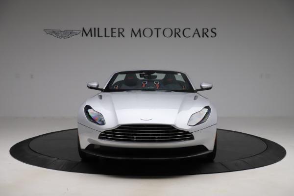 New 2020 Aston Martin DB11 Volante Convertible for sale $253,181 at Alfa Romeo of Westport in Westport CT 06880 2