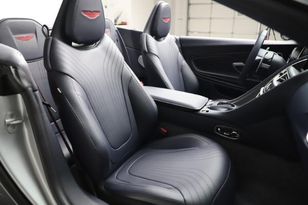 New 2020 Aston Martin DB11 Volante Convertible for sale $253,181 at Alfa Romeo of Westport in Westport CT 06880 21
