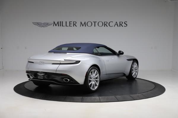 New 2020 Aston Martin DB11 Volante Convertible for sale $253,181 at Alfa Romeo of Westport in Westport CT 06880 23