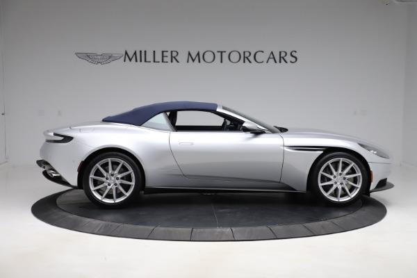 New 2020 Aston Martin DB11 Volante Convertible for sale $253,181 at Alfa Romeo of Westport in Westport CT 06880 24
