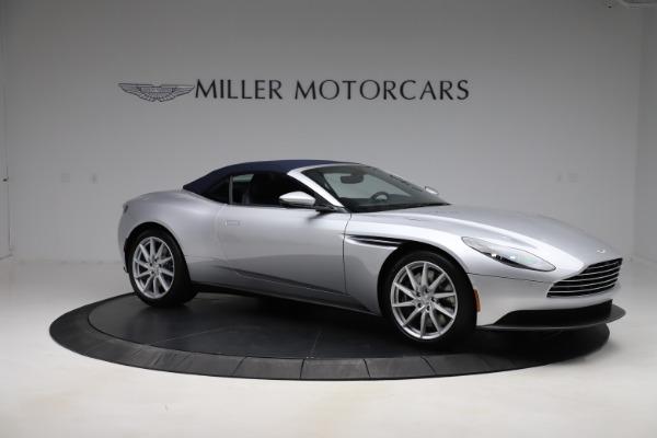 New 2020 Aston Martin DB11 Volante Convertible for sale $253,181 at Alfa Romeo of Westport in Westport CT 06880 25