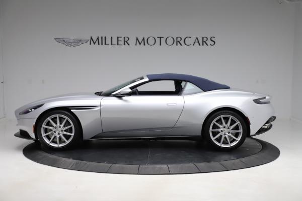 New 2020 Aston Martin DB11 Volante Convertible for sale $253,181 at Alfa Romeo of Westport in Westport CT 06880 27
