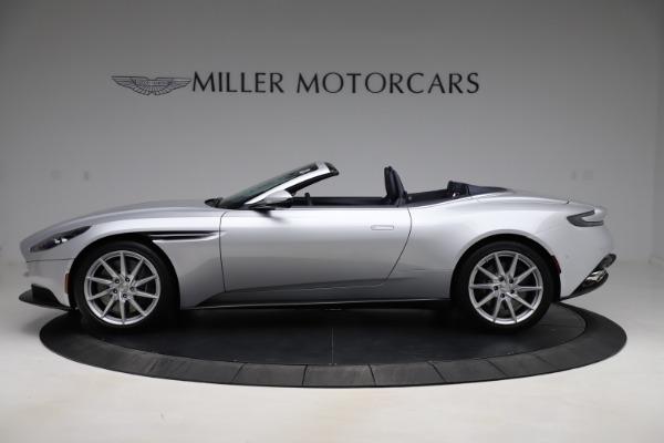 New 2020 Aston Martin DB11 Volante Convertible for sale $253,181 at Alfa Romeo of Westport in Westport CT 06880 4