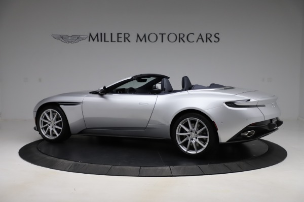New 2020 Aston Martin DB11 Volante Convertible for sale $253,181 at Alfa Romeo of Westport in Westport CT 06880 5