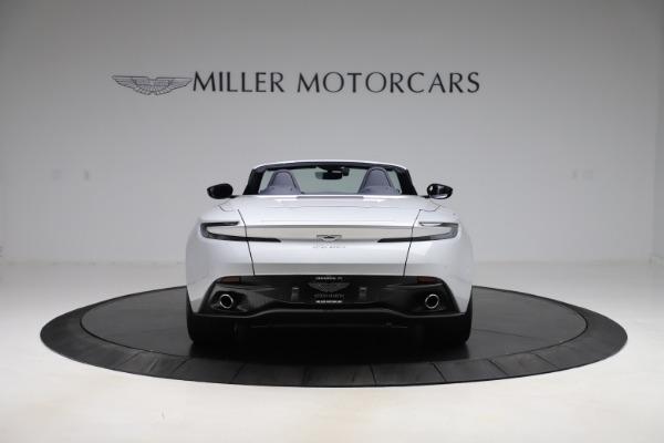 New 2020 Aston Martin DB11 Volante Convertible for sale $253,181 at Alfa Romeo of Westport in Westport CT 06880 7