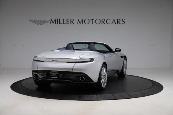 New 2020 Aston Martin DB11 Volante Convertible for sale $253,181 at Alfa Romeo of Westport in Westport CT 06880 8