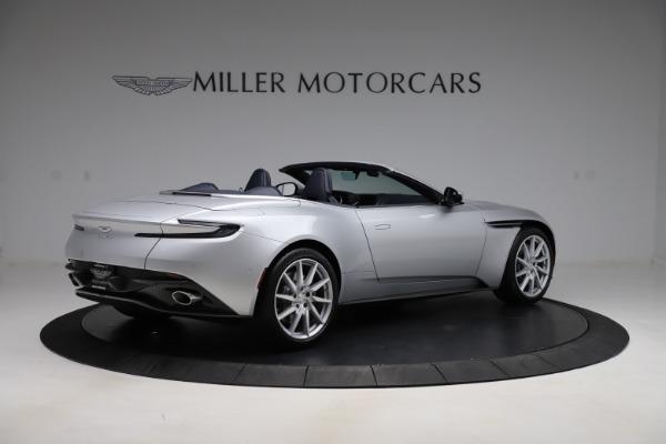 New 2020 Aston Martin DB11 Volante Convertible for sale $253,181 at Alfa Romeo of Westport in Westport CT 06880 9