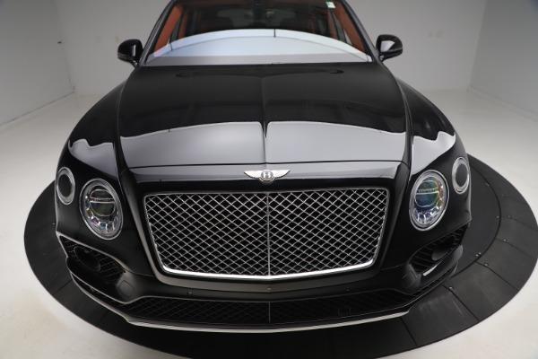 Used 2017 Bentley Bentayga W12 for sale $145,900 at Alfa Romeo of Westport in Westport CT 06880 13