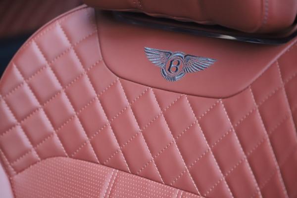 Used 2017 Bentley Bentayga W12 for sale $145,900 at Alfa Romeo of Westport in Westport CT 06880 20