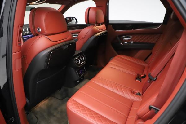 Used 2017 Bentley Bentayga W12 for sale $145,900 at Alfa Romeo of Westport in Westport CT 06880 22